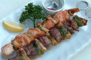 Goat Kebabs